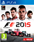 Packshot for F1 2015 on PlayStation 4