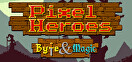 Pixel Heroes: Byte & Magic packshot