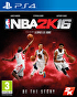 Packshot for NBA 2K16 on PlayStation 4