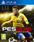 Packshot for PES 2016 on PlayStation 4