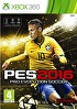 Packshot for pes 2016 on Xbox 360