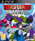 Packshot for Transformers Devastation on PlayStation 3