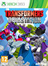 Packshot for Transformers Devastation on Xbox 360