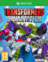 Packshot for Transformers Devastation on Xbox One