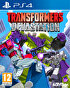 Packshot for Transformers Devastation on PlayStation 4