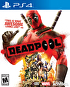 Packshot for Deadpool on PlayStation 4