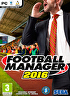 Packshot for Football Manager 2016 on PC