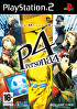 Packshot for Persona 4 on PlayStation 2