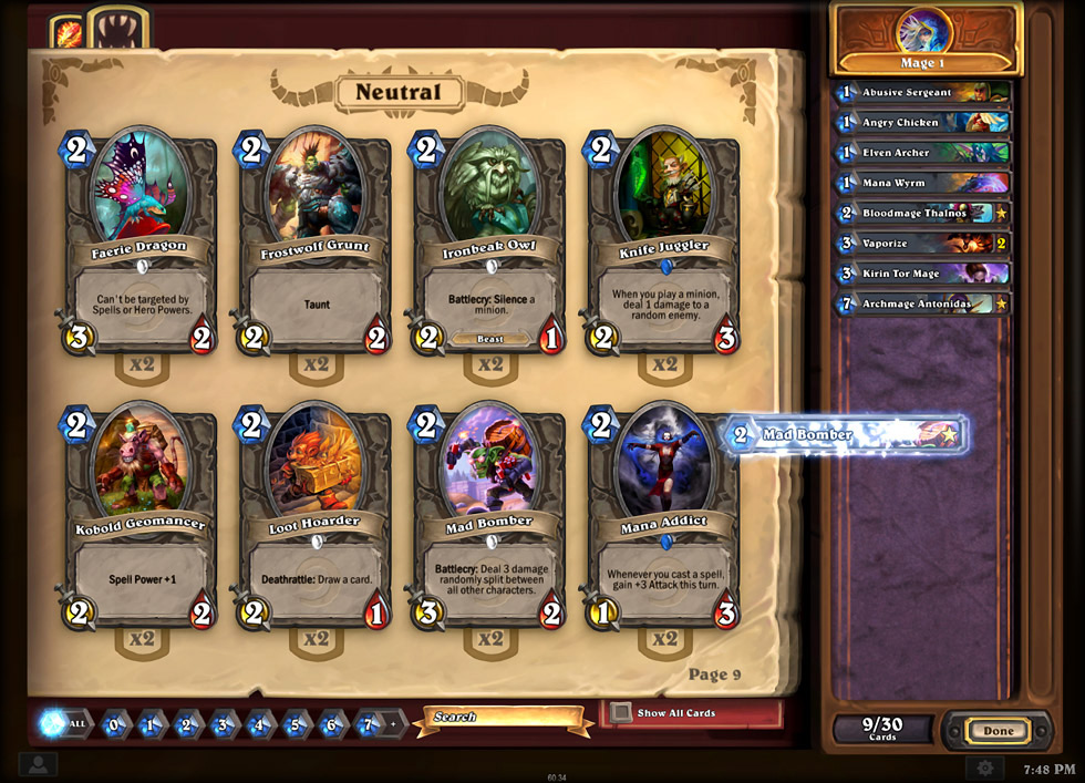 from Mack how does arena matchmaking work hearthstone