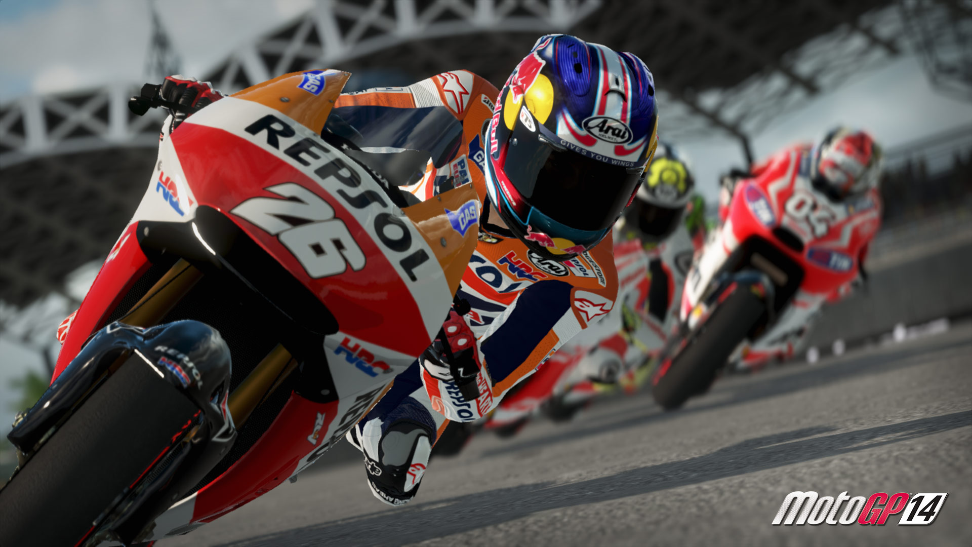 MotoGP 14 PS4 Review: Goes Better than it Shows | USgamer
