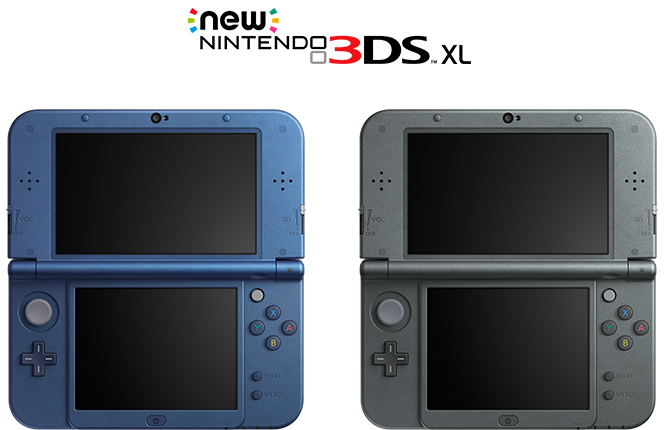 what 39 s in the new nintendo 3ds and 3ds xl usgamer. Black Bedroom Furniture Sets. Home Design Ideas