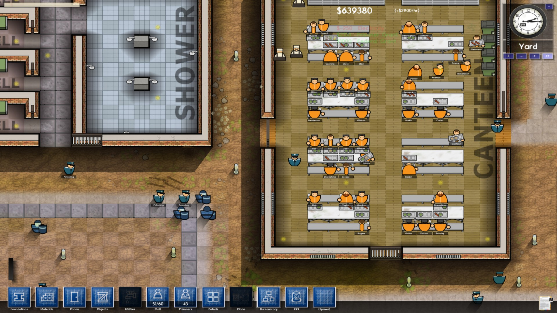 The best games on steam early access usgamer for Jail architect