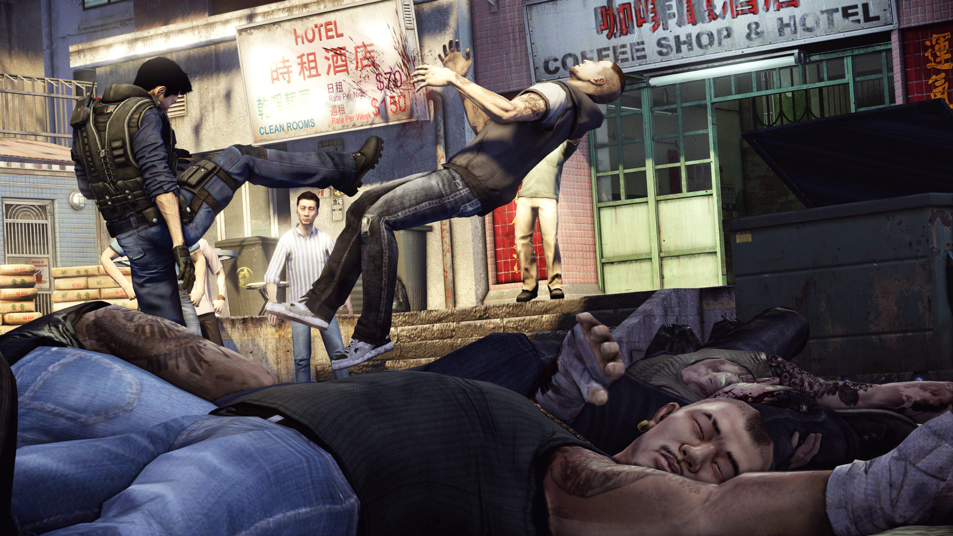 Sleeping Dogs Definitive Edition Xbox One Review: Full of ...