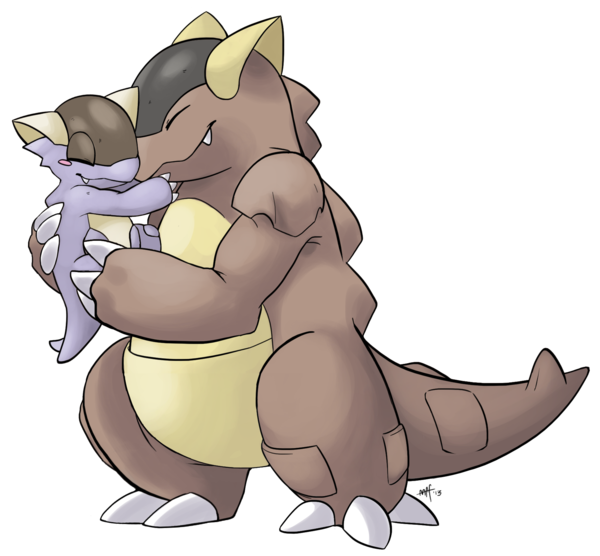 What are the strongest most competitive pokemon that 39 ll - Pokemon mega kangourex ...
