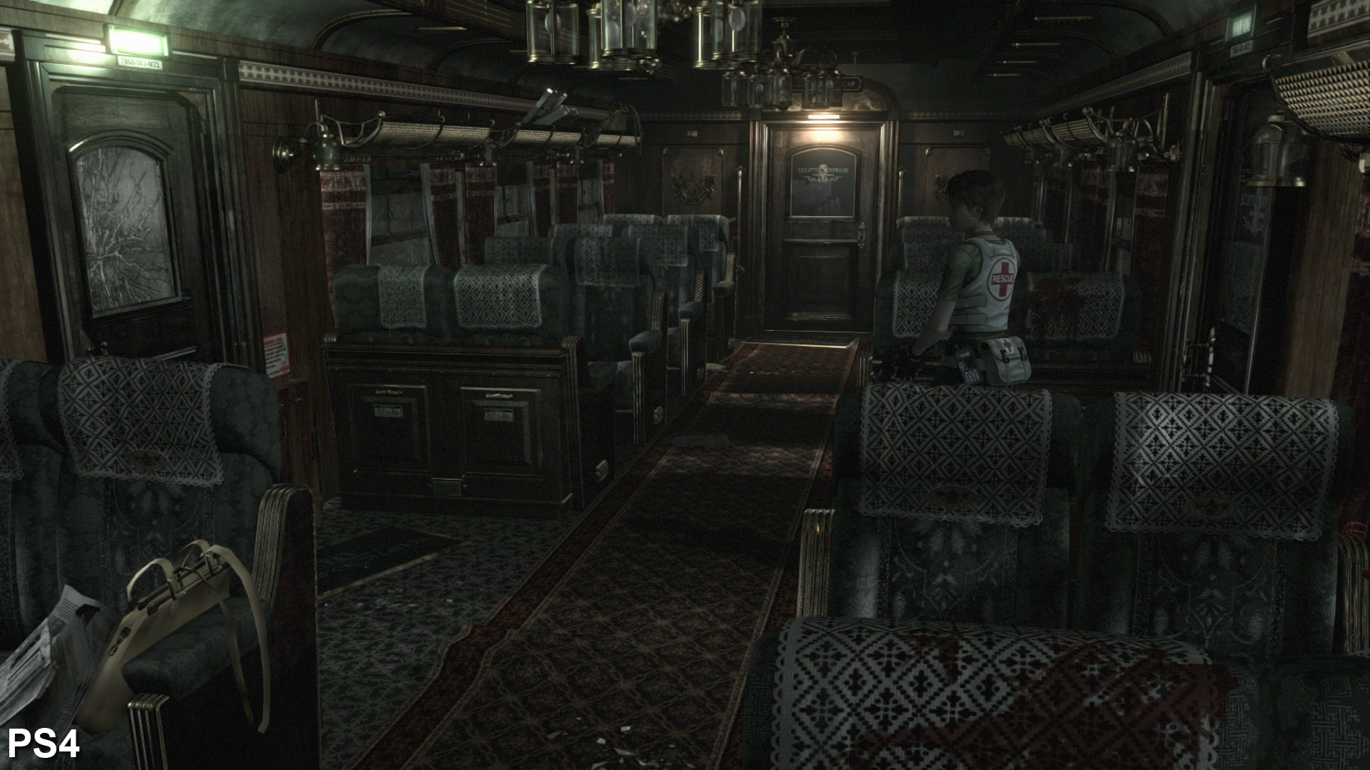 PC's Resident Evil Zero HD remaster shows us how the