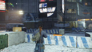 The Division has graphics settings we're not used to seeing on