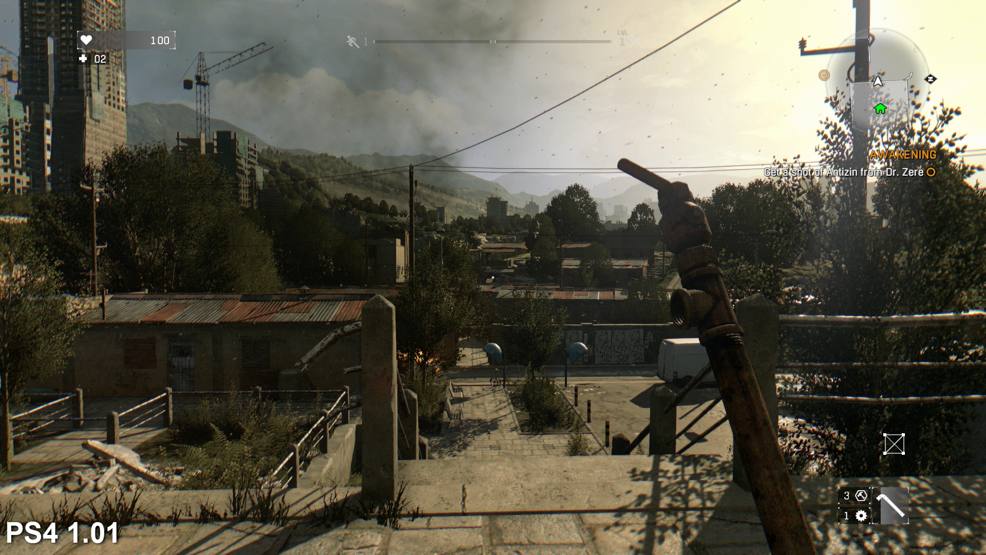 Digital Foundry vs Dying Light: The Following • Eurogamer net