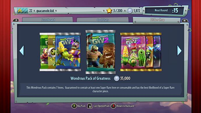 Plants vs Zombies Garden Warfare 2 review • Eurogamer net