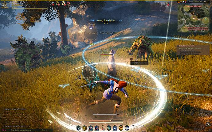 Black Desert Online is more than just a pretty face
