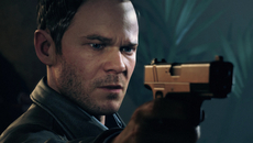 Character modelling is exceptional in Quantum Break. Digital scans and performance capture allow for in-game models that accurately resemble their real-life actions. Note the super shader effects in the skin surface.