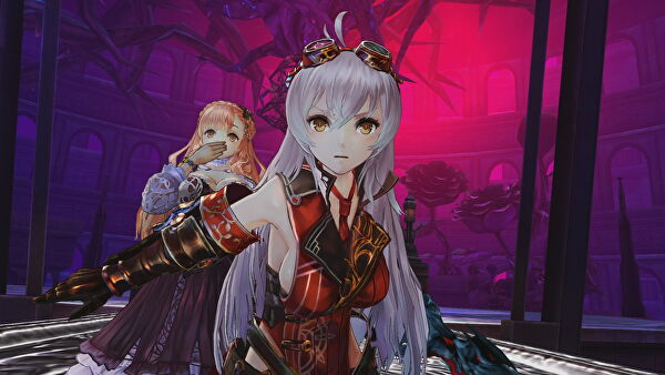 Nights of Azure a