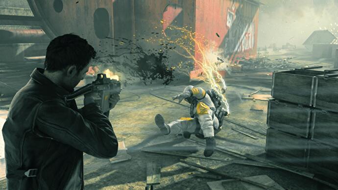 Quantum Break review • Eurogamer net
