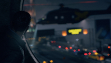 Quantum Break features a high quality bokeh depth of field effect which is liberally used during the numerous real-time cut-scenes.