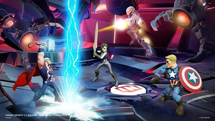Disney Infinity Marvel Battlegrounds 02