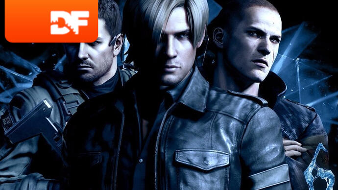 Resident Evil 6 Remastered - analisi comparativa