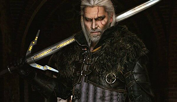 , Real The Witcher 3