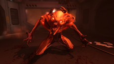 Classic Doom monsters are re-imagined once again and look absolutely fantastic both in action and in stills.