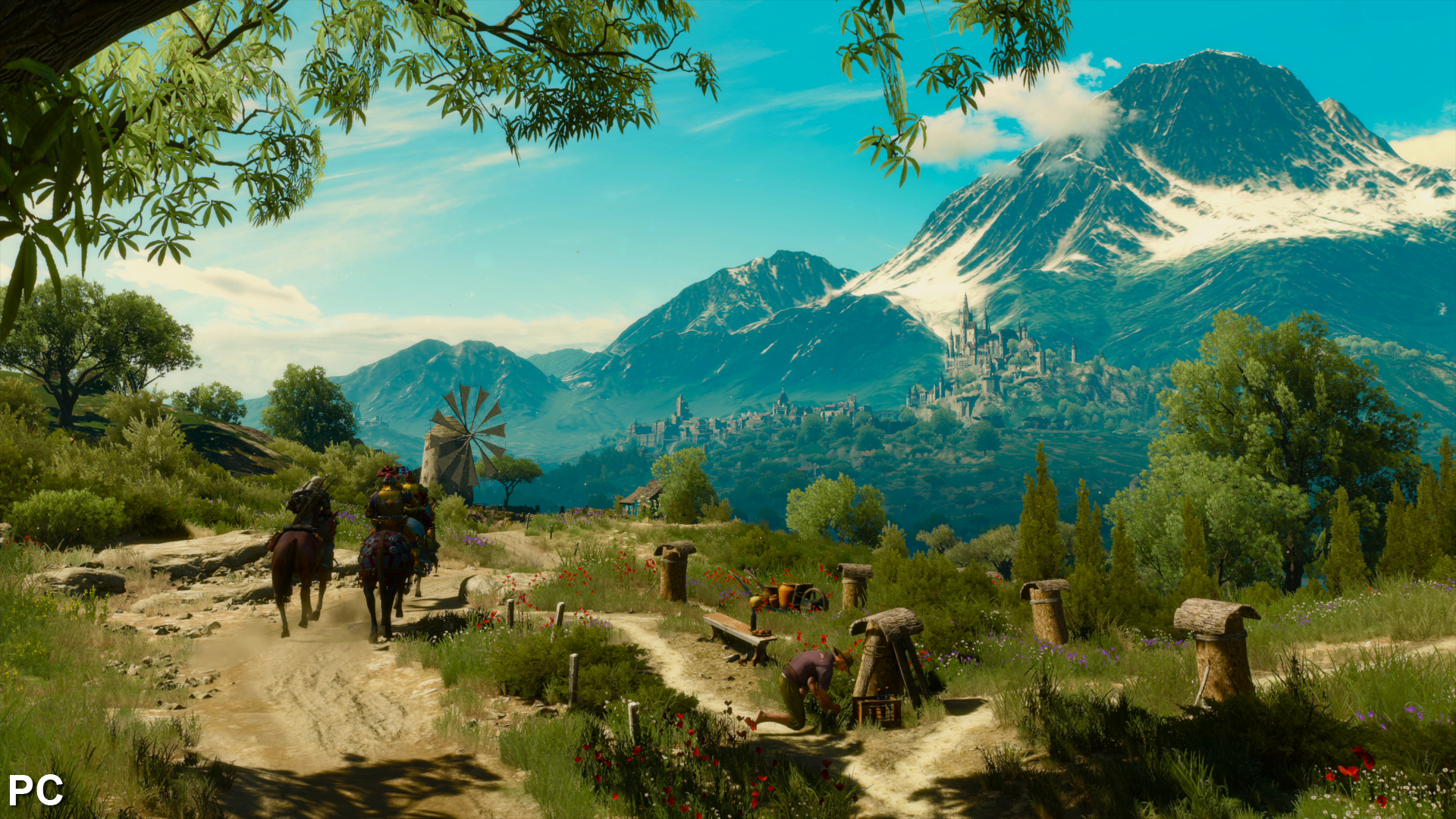 Performance Analysis The Witcher 3 Blood And Wine Eurogamernet