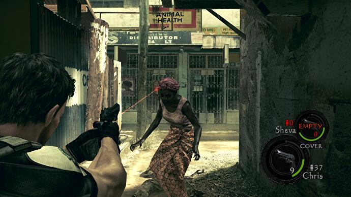 Things fall apart: Looking back at Resident Evil 5 • Eurogamer net