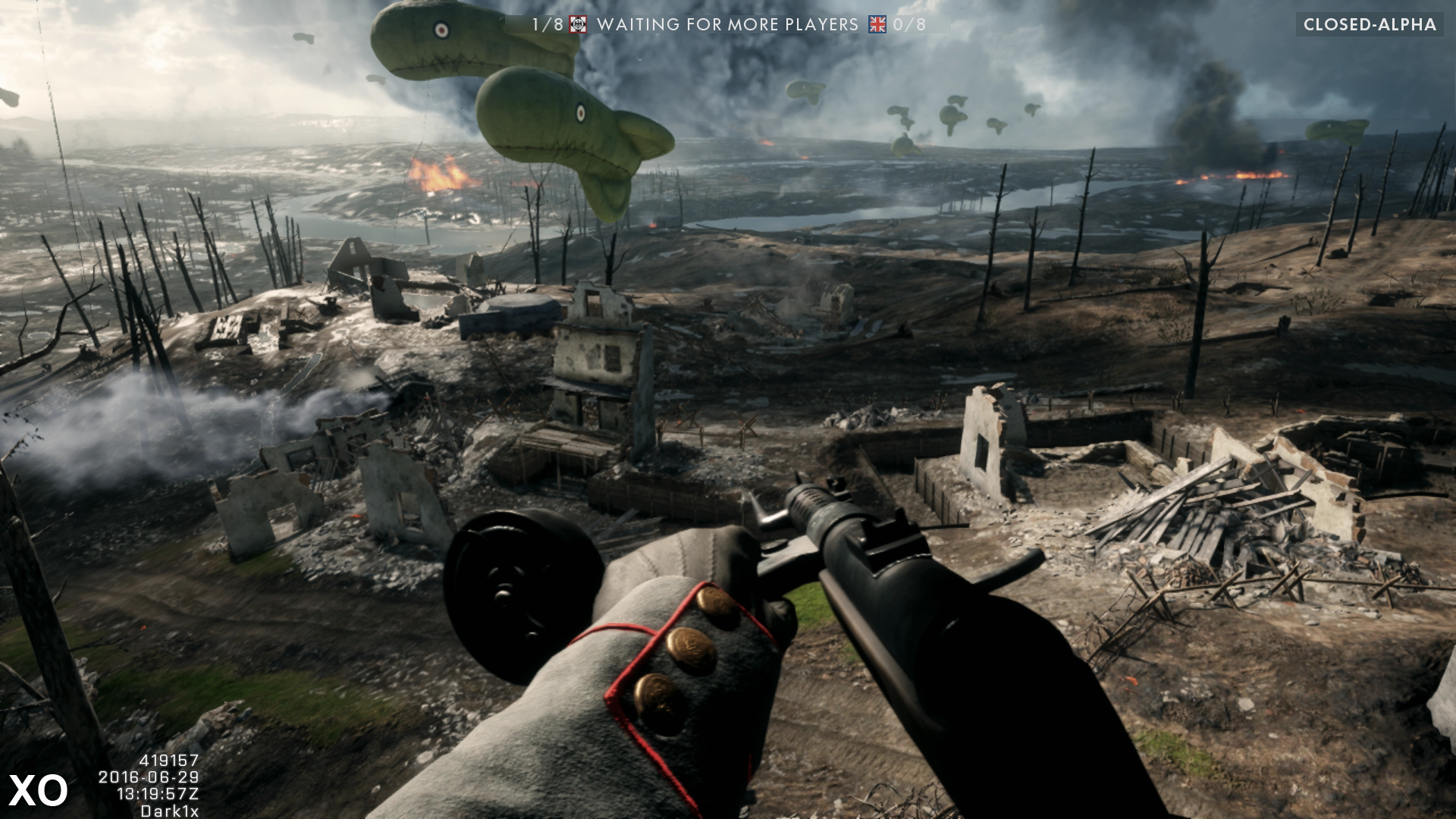 Digital Foundry: Hands-on with console Battlefield 1 • Eurogamer net