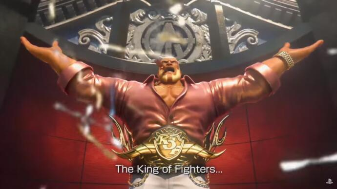 The King of Fighters XIV confirma personagens da demo