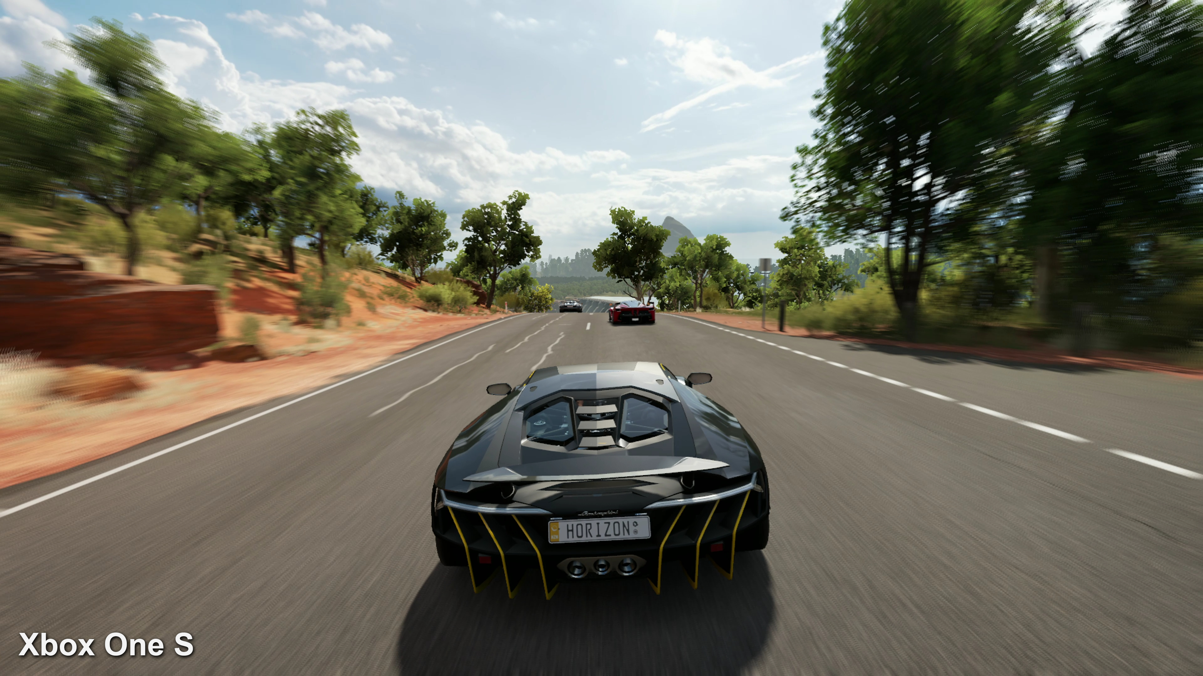 Forza Horizon 3 at 4K 60fps is simply breathtaking