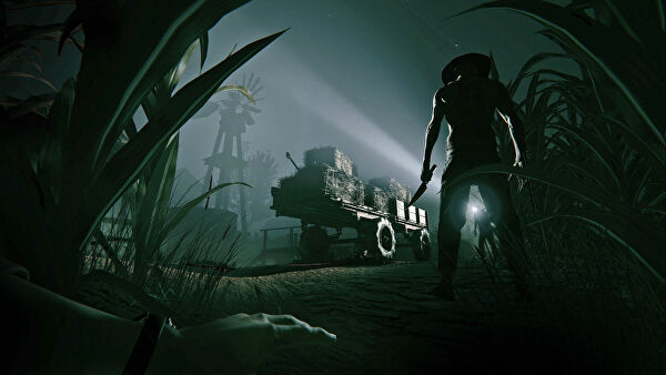 Outlast 2 supporterà PlayStation 4 Pro