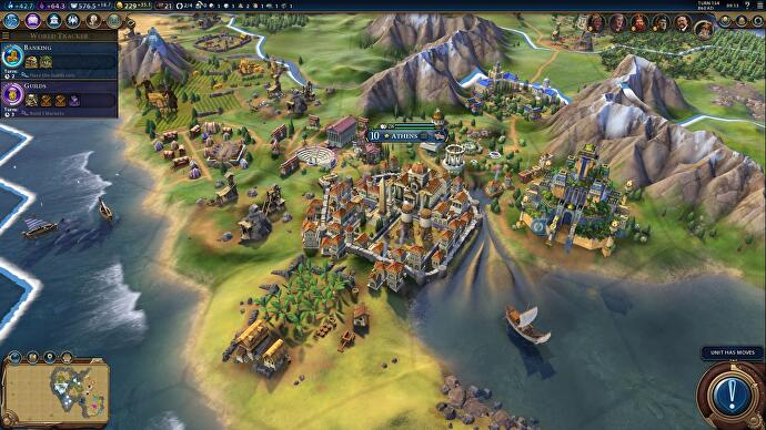 Civilization Maps Download on