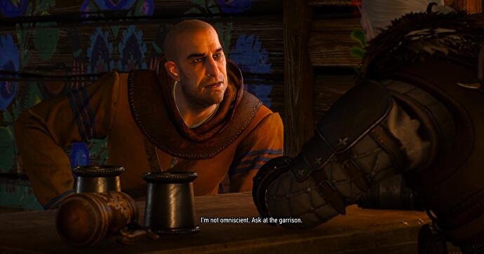 The making of The Witcher 3's greatest villain • Eurogamer net