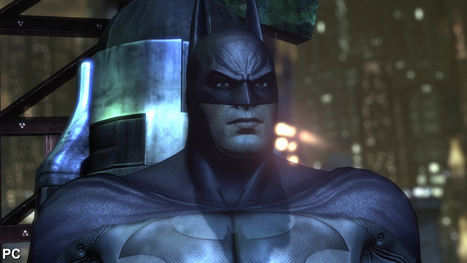 Xbox One Sports A Lower Horizontal Pixel Count Overall Blurring Over The New Texture Work Across Batmans Cape And Cowl Sadly The Remasters Show