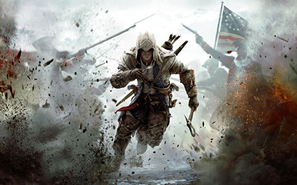 Assassin's Creed 3 presto in regalo!