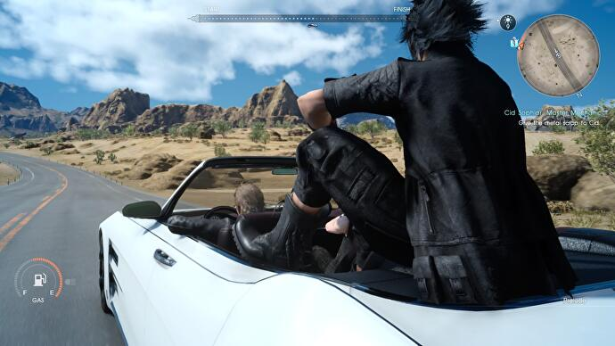 Final Fantasy 15 is a decent attempt at an impossible job