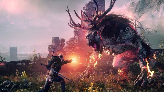 Ny patch till The Witcher 3 ute nu
