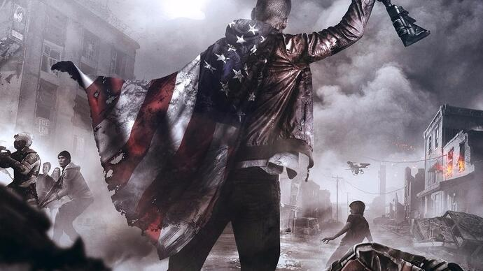 Homefront: The Revolution out in May, new gameplay trailer