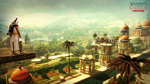 Assassin's Creed Chronicles Goes to India, Asks Us Not To Kill