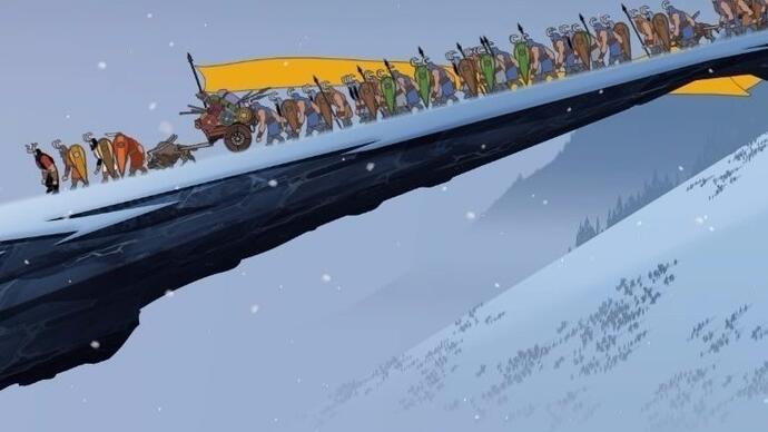 The Banner Saga console review