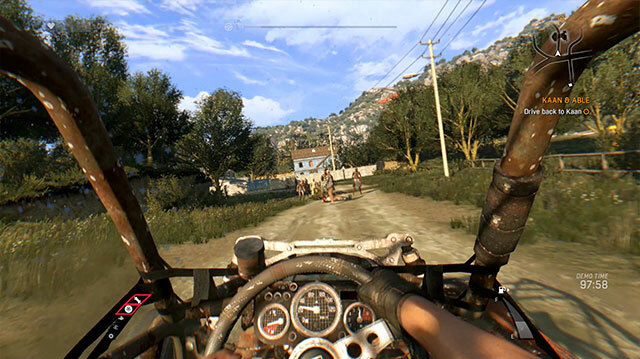 Dying Light The Following Adds, Weaponises New Buggy Vehicle