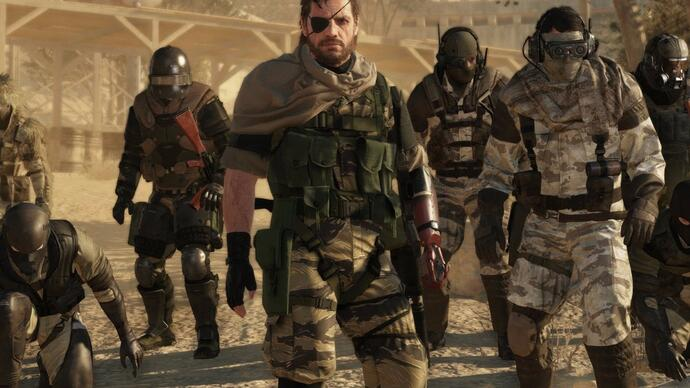Metal Gear Online PC emerges from beta to full launch