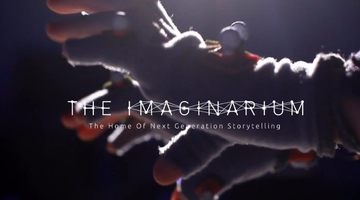Creative England and Andy Serkis' Imaginarium form publisher