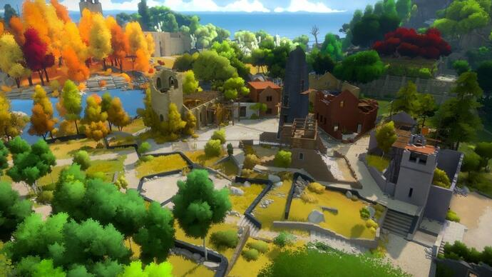 The Witness -Test